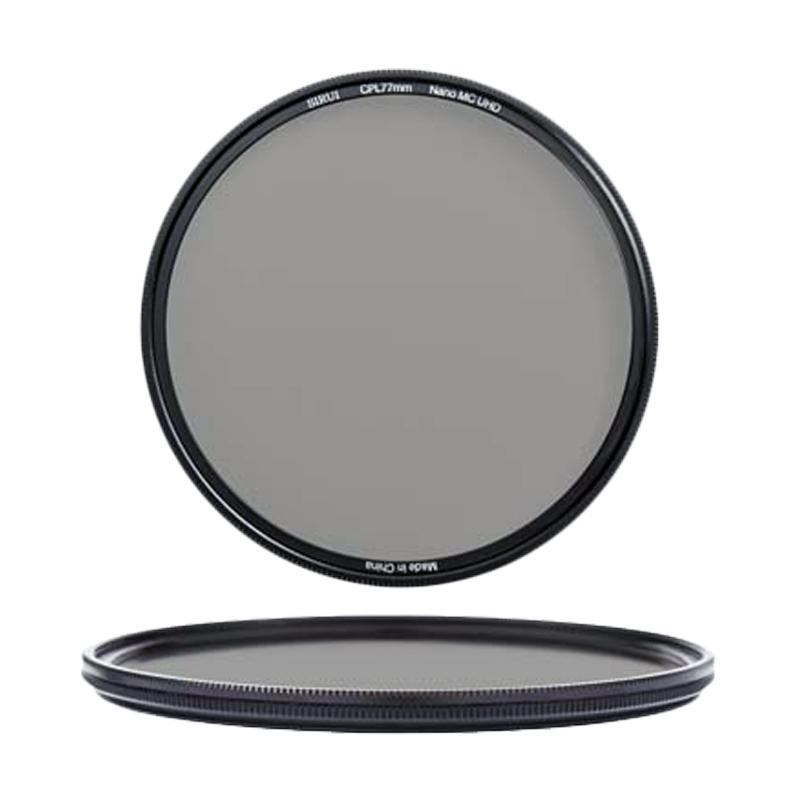 harga SIRUI Ultra Slim S-Pro Nano MC Circular Polarizer 77mm Filter Lensa Blibli.com