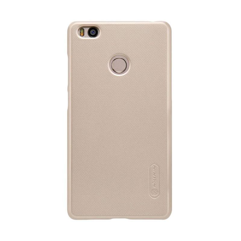 Nillkin Original Super Shield Hardcase Casing for Xiaomi Mi 4s - Gold [1mm]