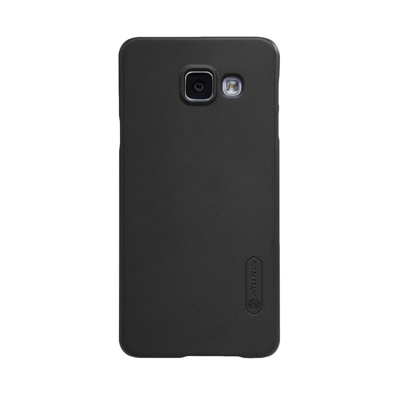 Nillkin Original Super Shield Hardcase Casing for Samsung Galaxy A3 2016 - Black [1 mm]