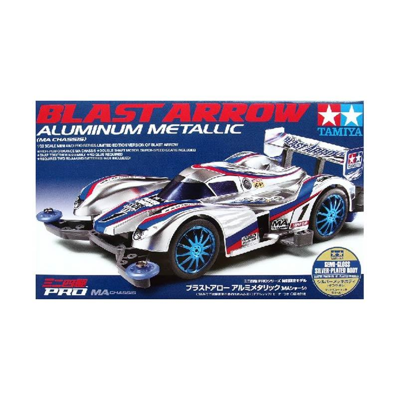 harga Tamiya Mini 4WD Blast Arrow Allumunium Metallic Ma Chassis Model Kit Blibli.com