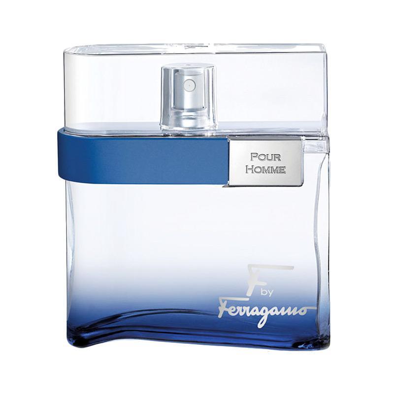Salvatore Ferragamo Free Time EDT Parfum Pria [100 mL]