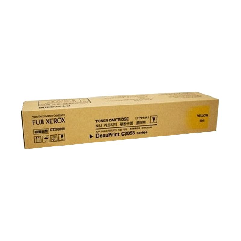 Fuji Xerox CT200808 Toner for Printer Docuprint C3055DX - Kuning