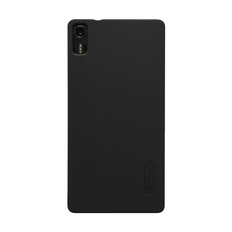 Nillkin Original Super Shield Hardcase Casing for Lenovo Vibe Shot - Black [1 mm]