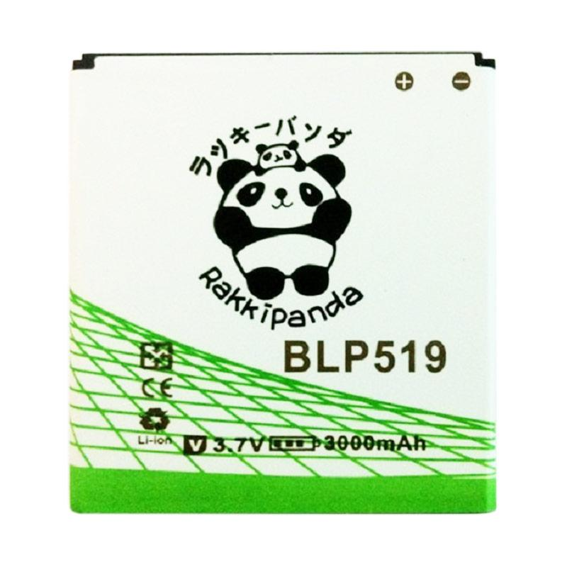 RAKKIPANDA Double Power and IC Battery for OPPO Piano or U LIKE BLP519