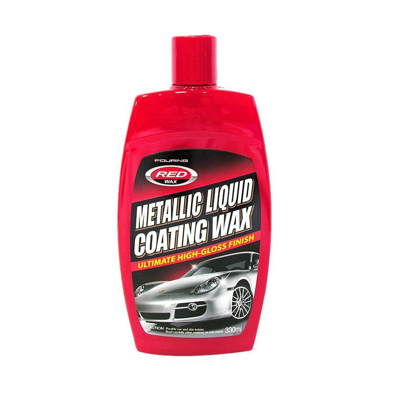 Fouring Metalic Liquid Coating Wax Cairan Pembersih Ekterior Mobil [330 mL]