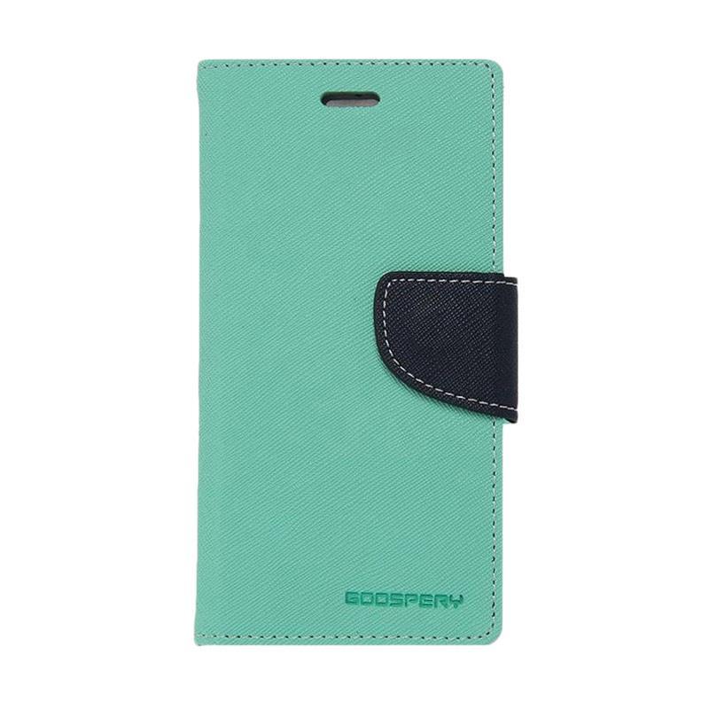 harga Mercury Fancy Diary Casing for Asus Zenfone 5 A500 - Hijau Tua Biru laut Blibli.com
