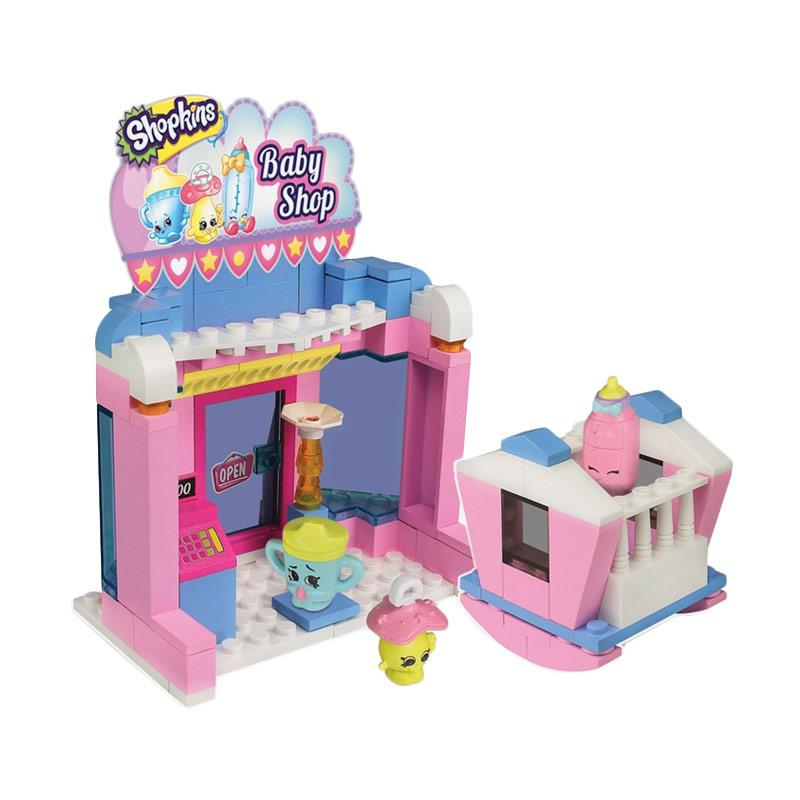 Shopkins Kinstructions Baby Shop Brick Blocks & Stacking Toys
