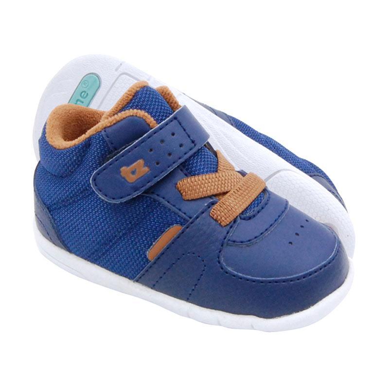 Toezone Kids Bradley Sport Fs Sepatu Anak Laki-laki - Navy Camel