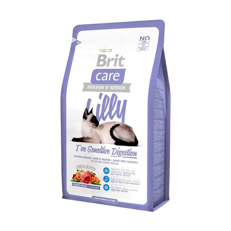 Brit Care Super Premium Lilly I've Sensitive Digestion Cat Food [2 kg]