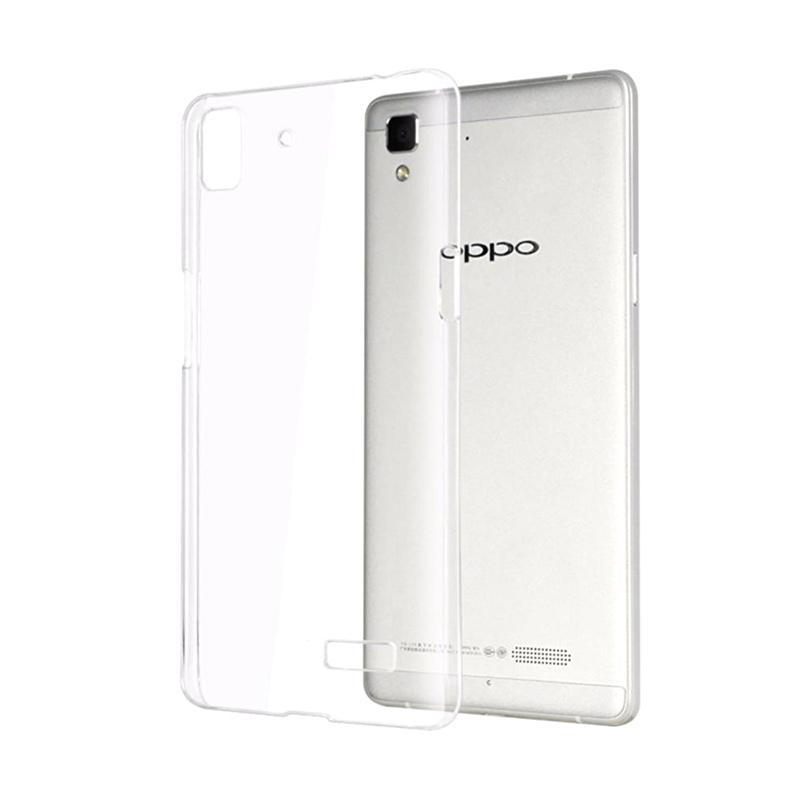 Neo 9 A37 Transparan Source · OEM Ultra Thin TPU Softcase Cover Casing .