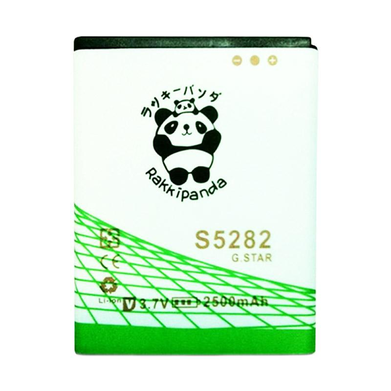 RAKKIPANDA Double Power IC Battery for Samsung Galaxy Star S5282