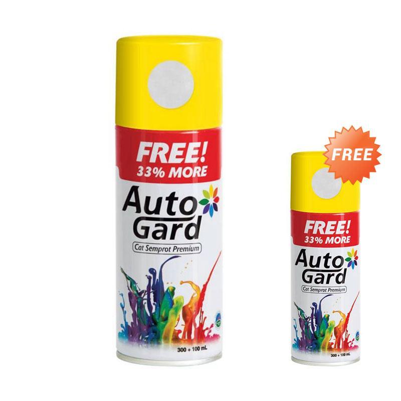 Buy 1 Get 1 Autogard AG-S33 Cat Semprot Sparkling - Sparkling Silver [300mL]