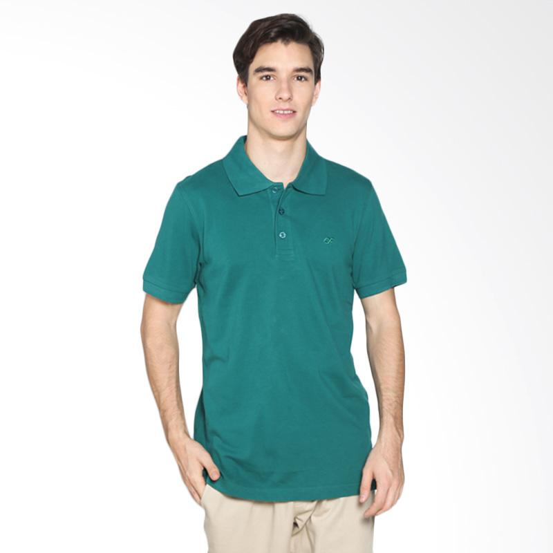 Country Fiesta PPLXS41053 Mens Polo Polo Lacoste - Dark Green