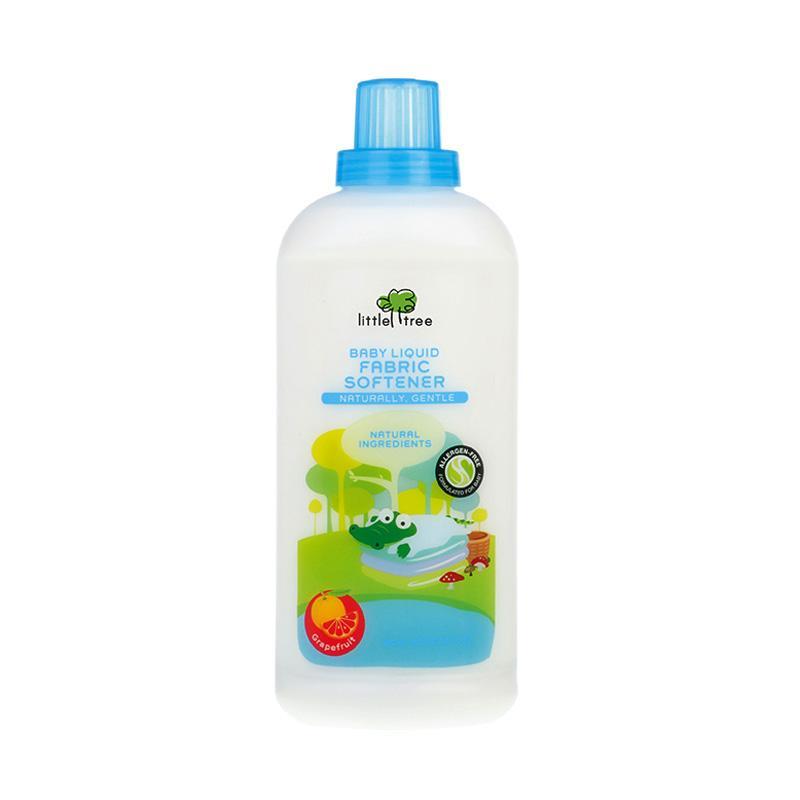 harga Little Tree Baby Care Strawberry Liquid Fabric Softener Pelembut & Pengharum Baju Bayi [800 mL] Blibli.com