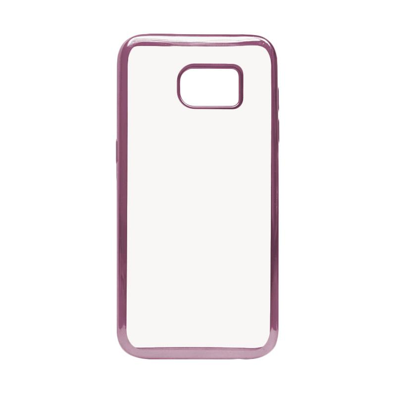 iPhoria Shining Ultrathin Casing for Samsung S7 Edge G935 - Rose Gold