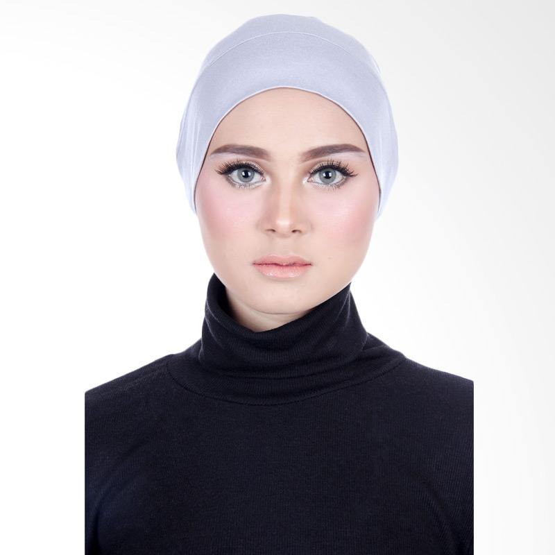 Cantik Kerudung Sheefa Cape Inner Daleman Kerudung - Light Grey