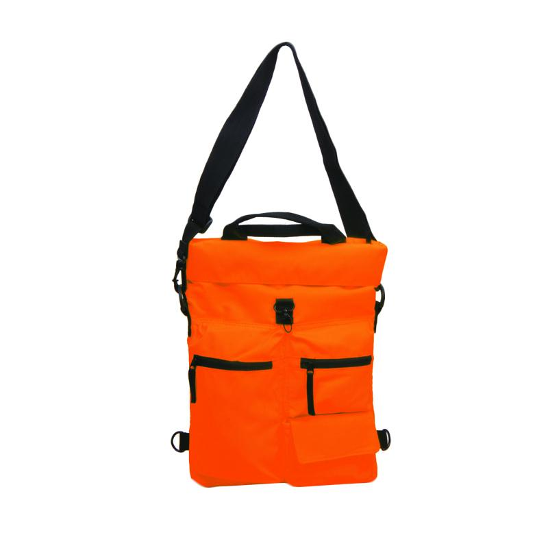 Outer Limit BTO49 3 ways Unisex Multifuntion Backpack - Orange