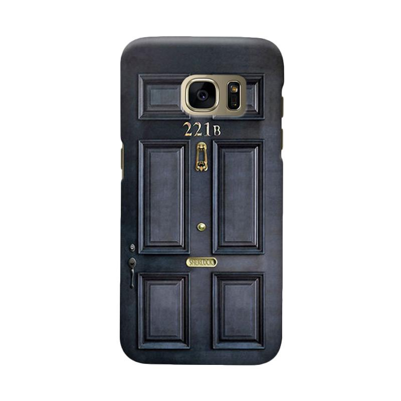 Indocustomcase Door Cover Casing for Samsung Galaxy S7