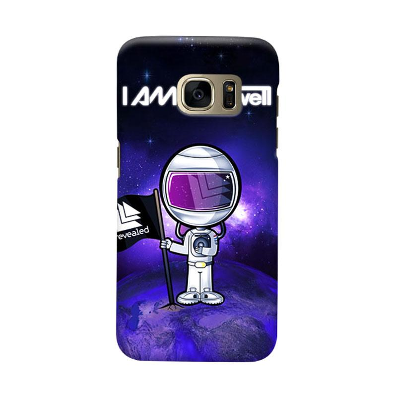 Indocustomcase Hardwell Cover Casing for Samsung Galaxy S7