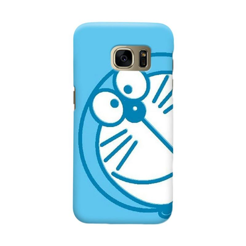 Indocustomcase Doraemon Cover Casing for Samsung Galaxy S7