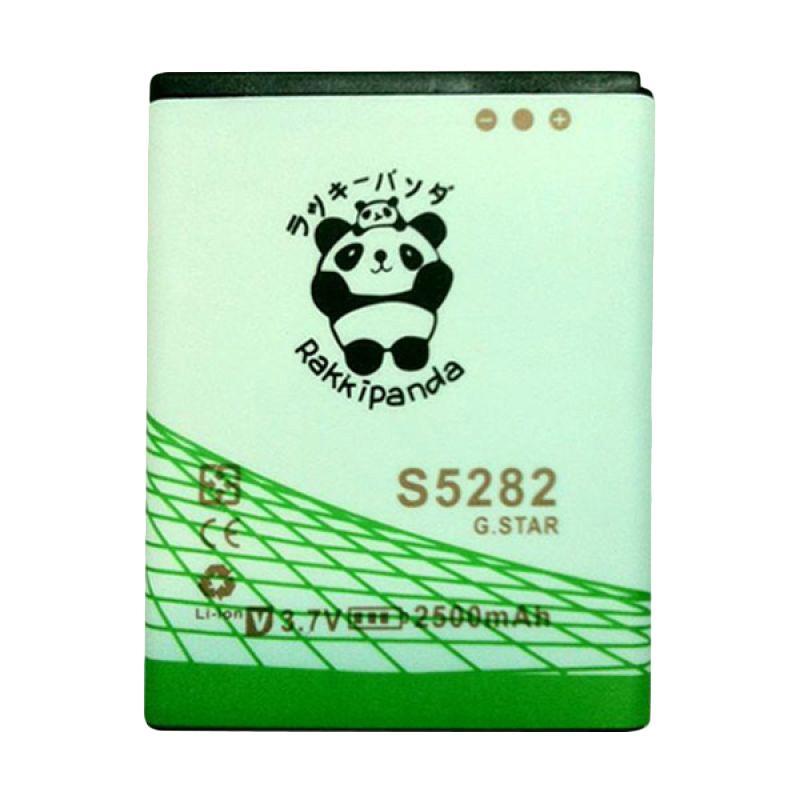 RAKKIPANDA Double Power IC Battery for Samsung GALAXY Pocket S5300 S5282