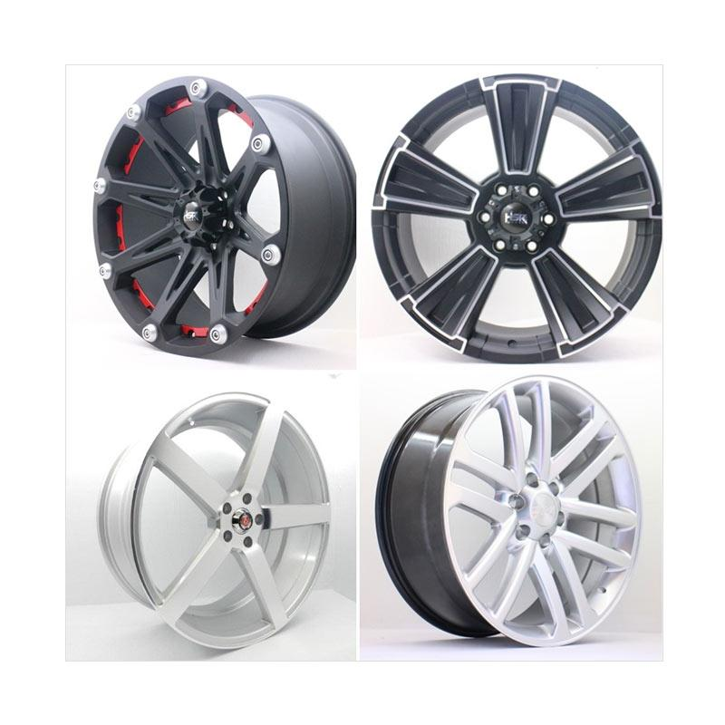 harga HSR Wheel Set with Tyres Z23000 Ring 22 Velg + Ban Mobil [Pasang Di TKB Group] Blibli.com