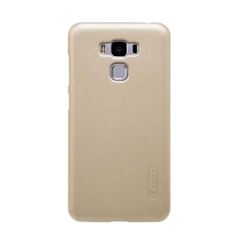 Nillkin Original Super Shield Hardcase Casing for Asus Zenfone 3 Max 5.5 Inch - Gold [1 mm]