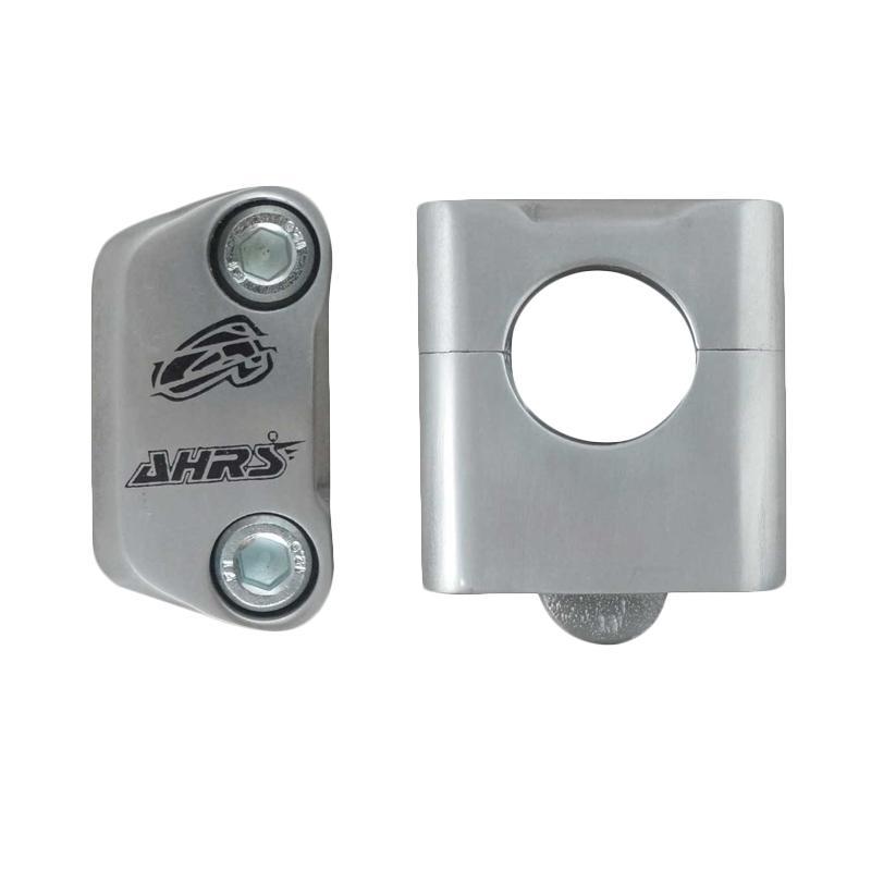 harga AHRS Raiser Standard Dudukan Peninggi Setang Motor for KLX 150 L - Silver [22 mm] Blibli.com