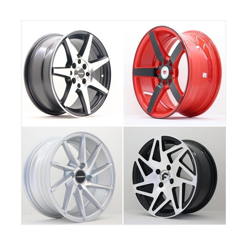 harga HSR Wheel Set with Tyres Z3250 Ring 11 Velg + Ban Mobil [Pasang Di TKB Group] Blibli.com