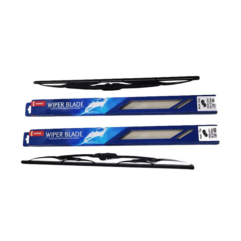harga Denso Tournament Standard Dcs Wiper Made in Cina for Toyota Yaris [R : 24 & L : 14] Blibli.com