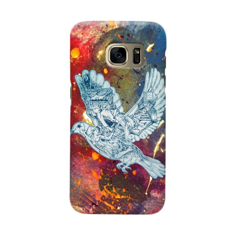 Indocustomcase Cold Play Cover Casing for Samsung Galaxy S6