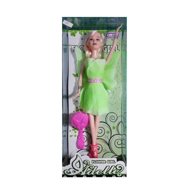 harga Toys Empire 789 Adelle Flower Girl Doll Mika Boneka Kolektor - Green Blibli.com