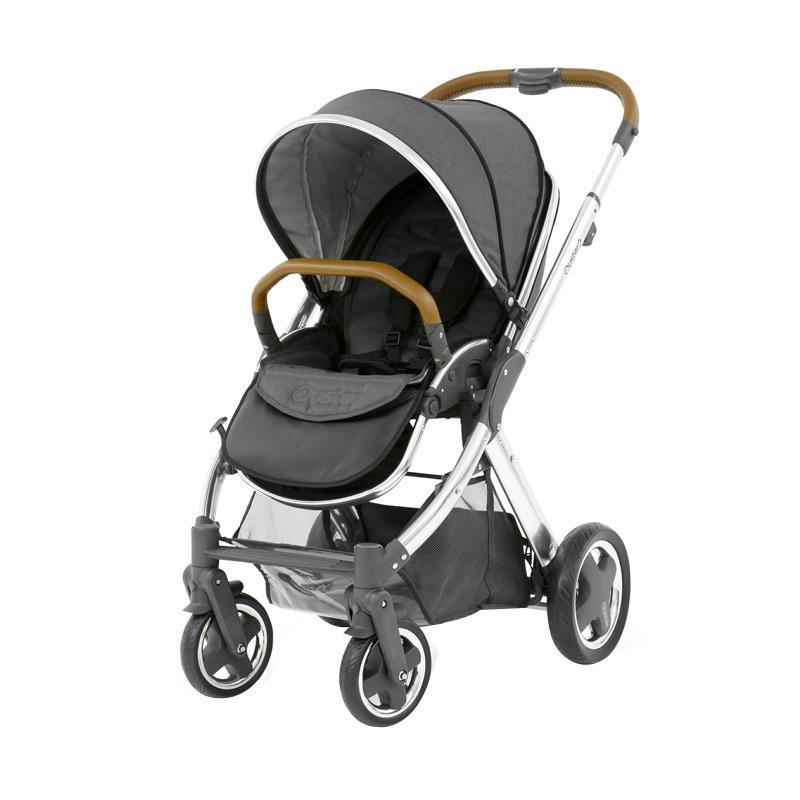 Babystyle Oyster 2 Stroller Kereta Dorong Bayi - Tungsten Grey