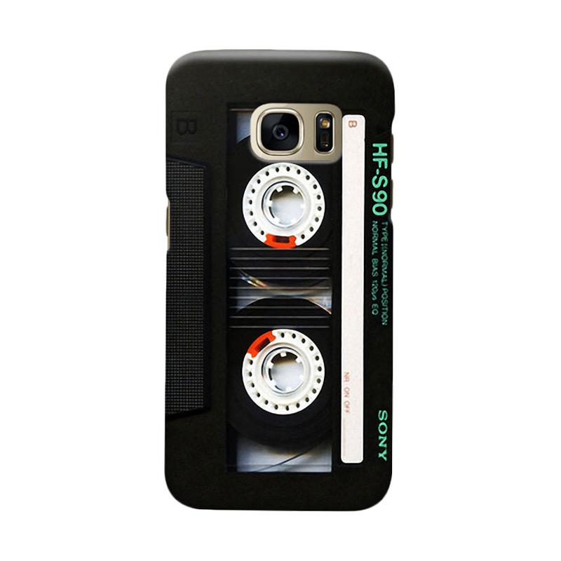 Indocustomcase Cassette Cover Casing for Samsung Galaxy S7