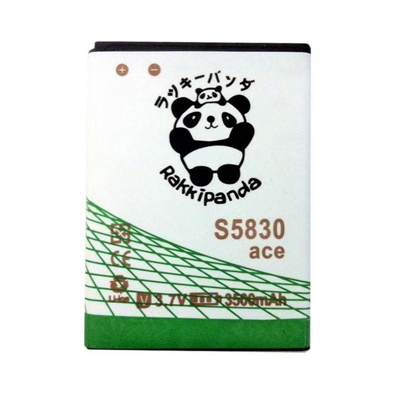 RAKKIPANDA Double Power IC Battery for Samsung Young New S6310 S5830