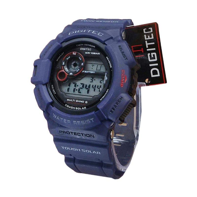 Digitec Sport D45H90DG2028TBD Digital Jam Tangan Unisex - Biru