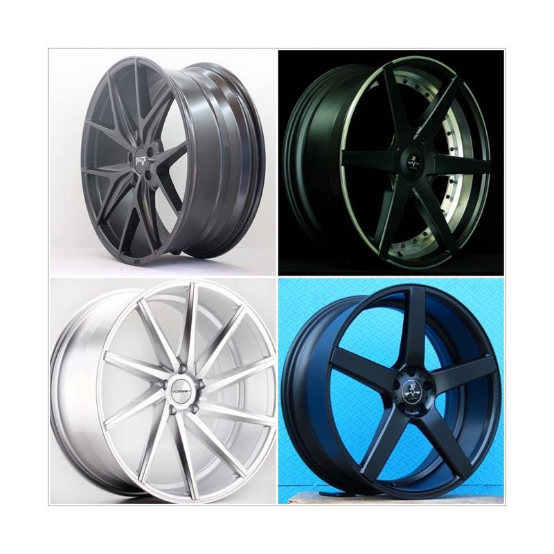 harga HSR Wheel Set with Tyres Z27500 Ring 22 Velg + Ban Mobil [Pasang Di TKB Group] Blibli.com
