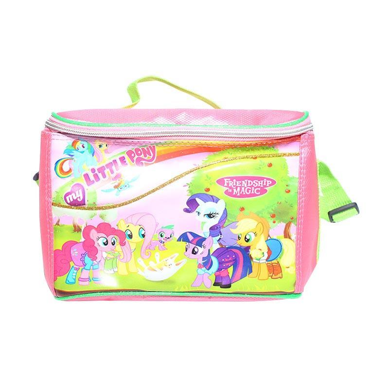 Istana Kado IKO00716 My Little Pony Tas Makan Susu dan Piknik - Pink