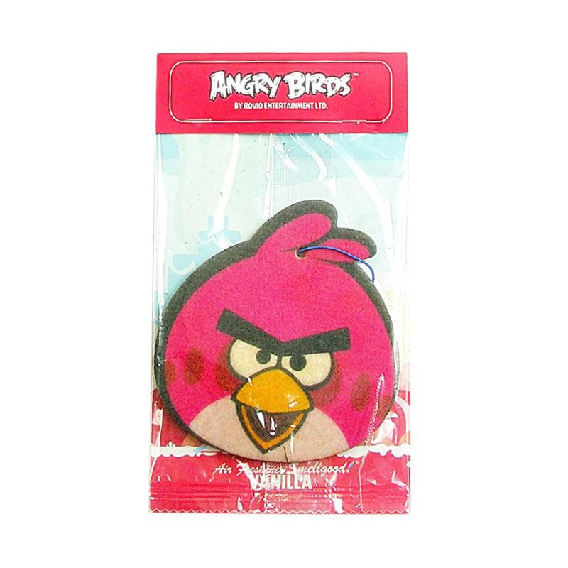 SIV Smell Good Angry Birds Car Air Freshener Vanilla Parfum Mobil Gantung