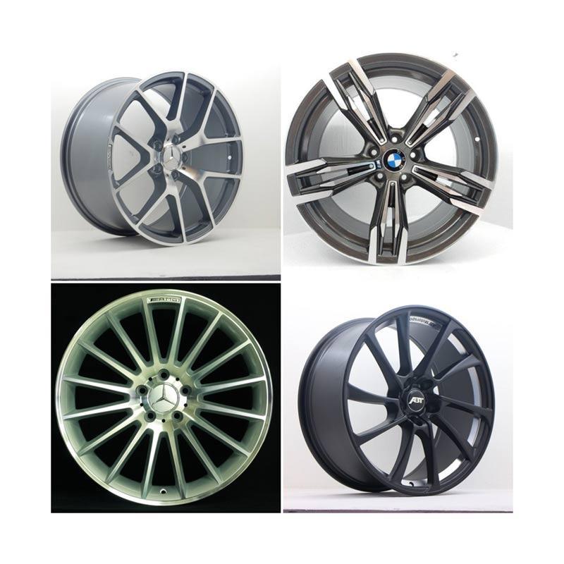 harga HSR Wheel Set with Tyres Z13500 Ring 19 Velg + Ban Mobil [Pasang Di TKB Group] Blibli.com