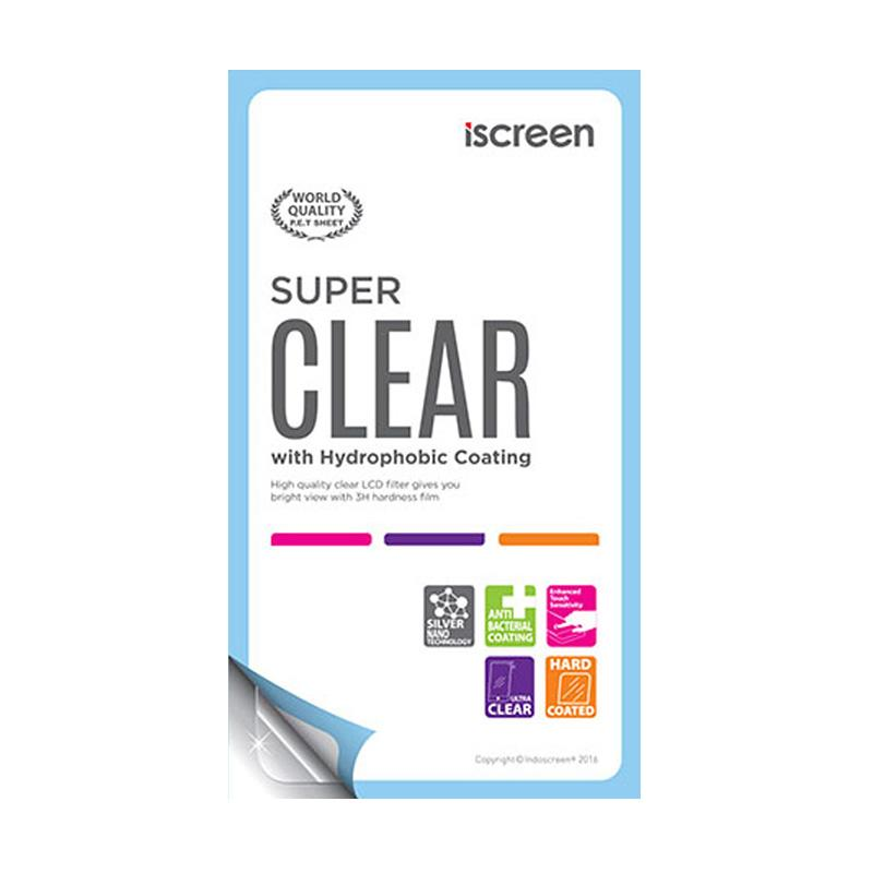 Indoscreen iScreen Anti Gores Screen Protector for Samsung Galaxy S7 Edge - Clear [Fullset]