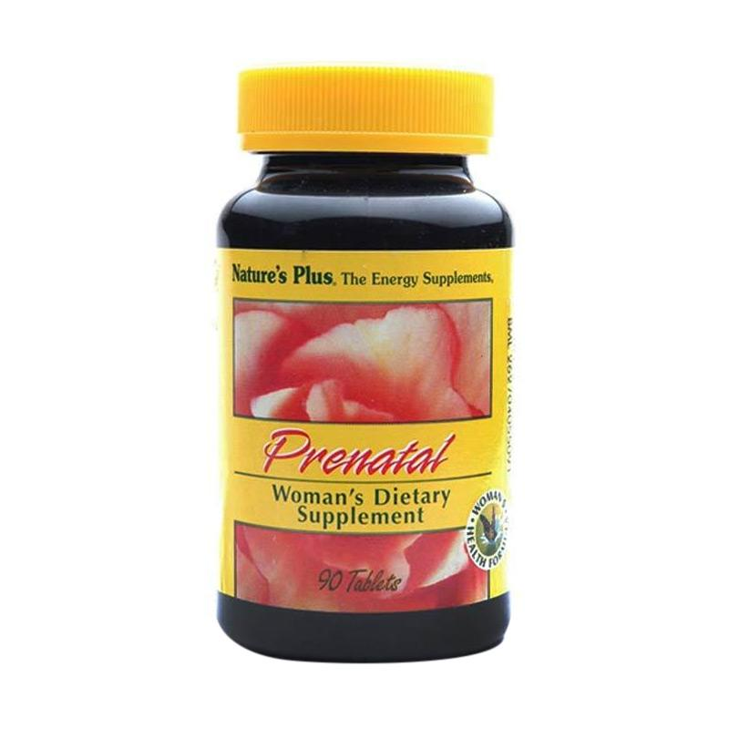 harga Nature's Plus Prenatal Complex Suplemen Kesehatan [90 tablets] Blibli.com