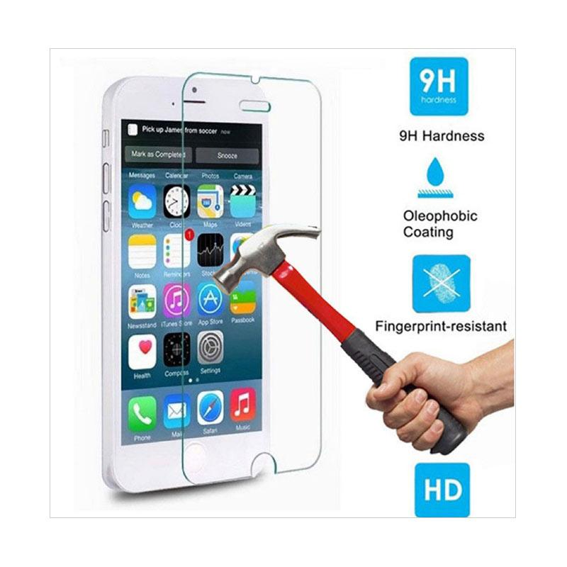 Meteora Tempered Glass Screen Protector for iPhone 5G or 5s [0.33 HD]