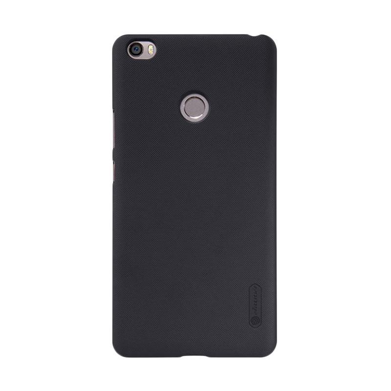 Nillkin Original Super Shield Hardcase Casing for Xiaomi Mi Max - Black [1mm]