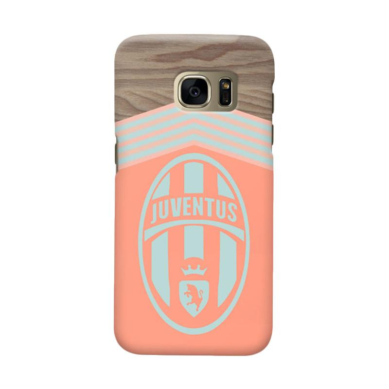 Indocustomcase Juventus FC JFC01 Casing for Samsung Galaxy S6