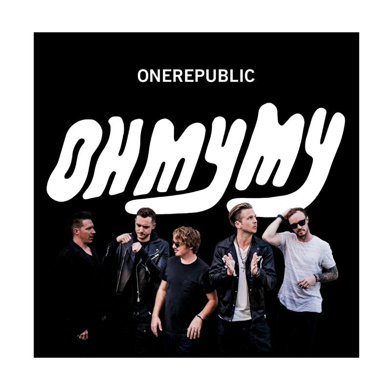 Universal Music Indonesia One Republic - Oh My My CD Musik