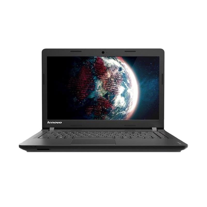 harga Lenovo IdeaPad 100-14IBD-0JID Notebook - Black Texture [i3-5005U/500 GB/2 GB on board/GT 920A 2GB/14 Inch] Blibli.com