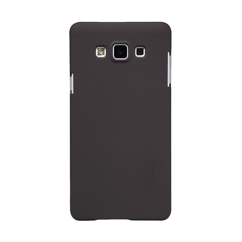 Nillkin Super Shield Original Hardcase Casing for Samsung Galaxy A7 - Brown [1 mm]