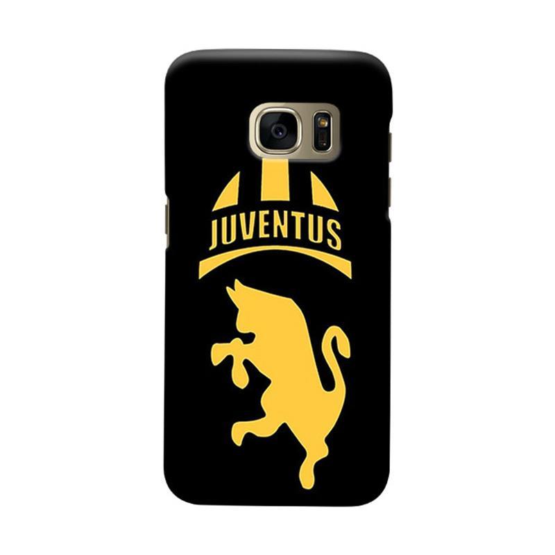 Indocustomcase Juventus FC JFC03 Casing for Samsung Galaxy S6