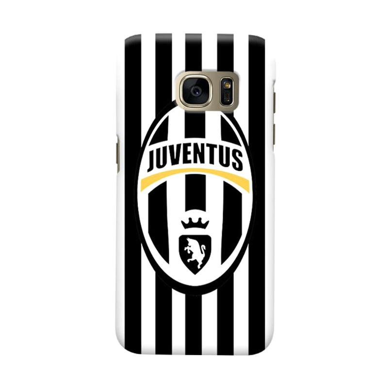 Indocustomcase Juventus FC JFC04 Casing for Samsung Galaxy S6